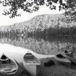 martina_escuderowolf_canoes_in_the_Adirondacks